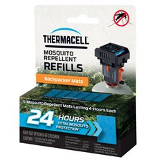 Backpacker Mat-Only Refills (24 hours)