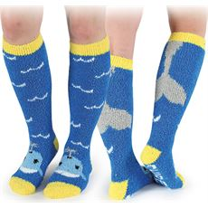 Kids' Fluffy Socks