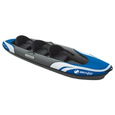 Hudson 2+1 Man Inflatable Family Kayak