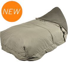 Comfort Zone Sleeping Bag Cover Super King