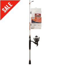 Catch More 2 7ft LRF Kit 5 15gm