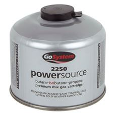 PowerSource Butane/Propane Mix Gas Cartridge (220g)
