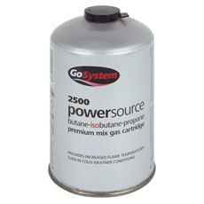 PowerSource Butane/Propane Mix Gas Cartridge (445g)
