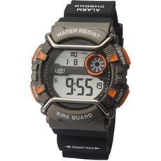 Men's Active Digital Watch
