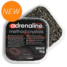 Adrenaline Crystals - Black Fog (125ml tub)