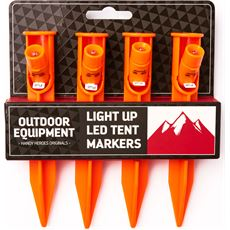 Light Up LED Tent Markers