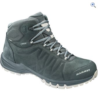 Mammut Mercury III Mid GTX® Men's Hiking Boot – Size: 9.5 – Colour: GRAPHITE-TAUPE