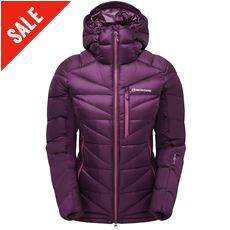 Women's Anti-Freeze Down Jacket