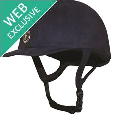 Jeunesse Glitter Riding Hat