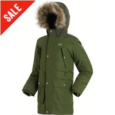 Kids' Payton Waterproof Parka