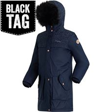 Kids' Halimah Waterproof Parka