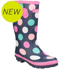 Kids' Dotty Wellies