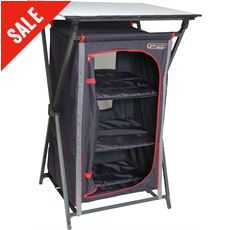 Performance Folding Camp Cupboard