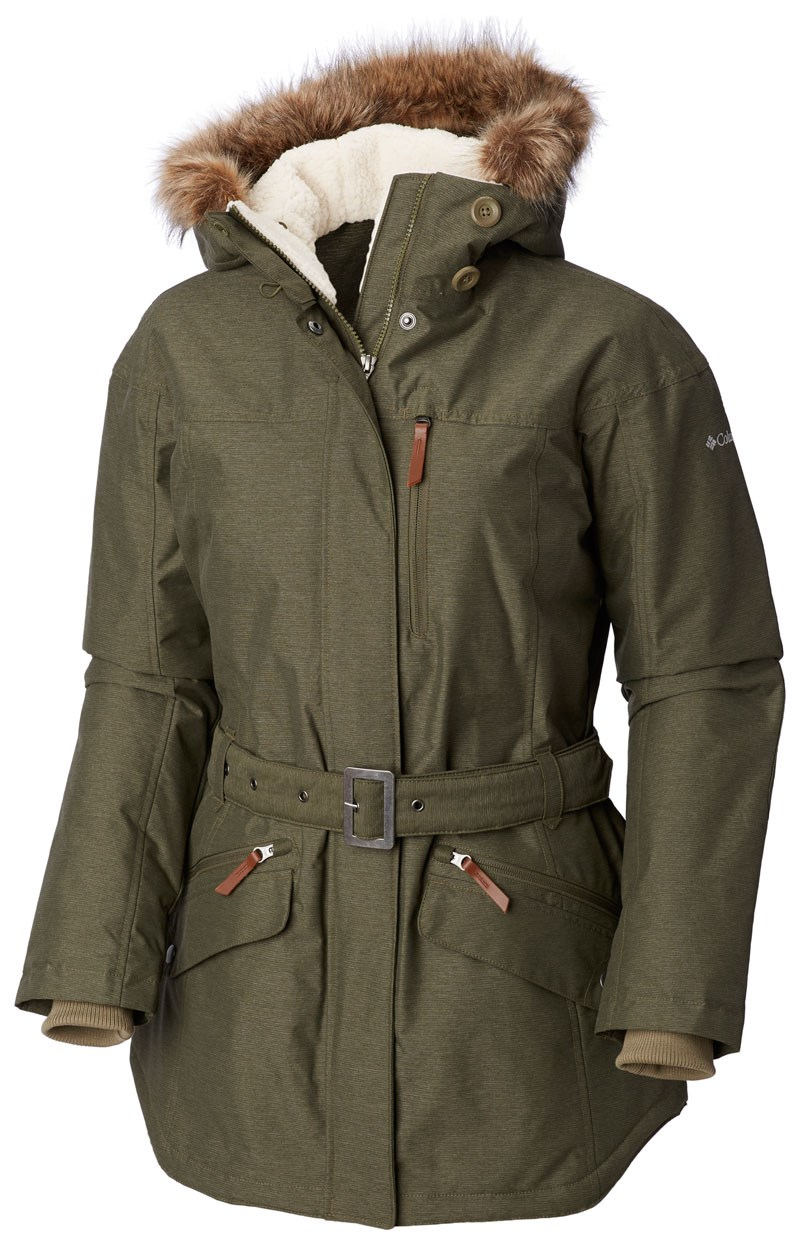 adc81242910 Columbia Women s Carson Pass II Jacket