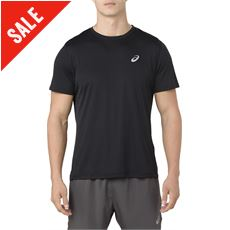 Men's Silver SS Top
