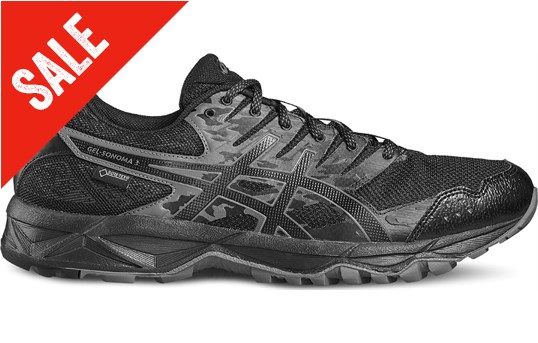 Running Men's 3 Shoes Gel Go Gtx® Asics Outdoors Sonoma Trail q1Yd4txtBn