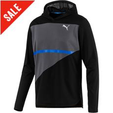 Men's Ignite Hooded L/S Tee