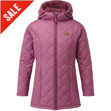 Children's Dolly Padded Parker Jacket