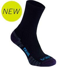 Women's Hike Lightweight Merino Endurance Boot Socks