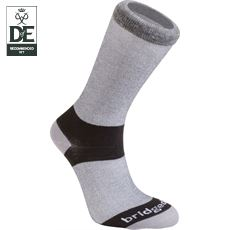 Men's Base Layer Coolmax Liner Boot Socks (2 Pairs)