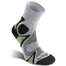 Men's Trail Sport Lightweight T2 Merino Comfort ¾ Crew Socks