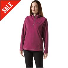 Women's Miska Half Zip Fleece