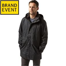 Men's Brae IA Waterproof Jacket