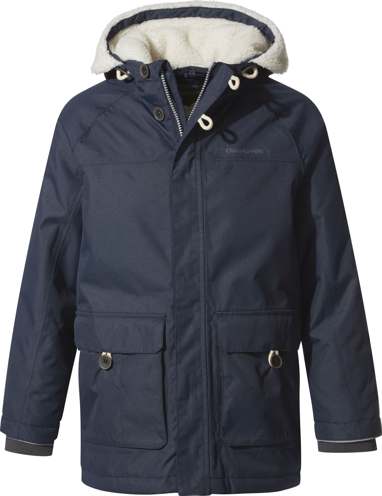 d403e57ddc37 Craghoppers Kids  Pherson Waterproof Jacket
