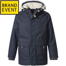 Kids' Pherson Waterproof Jacket