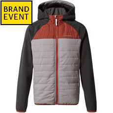 Kids' Avery Hybrid Insulated Jacket