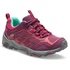 Kids' Moab FST Low Waterproof Shoes