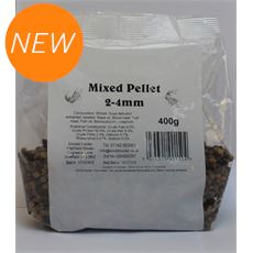 Mixed Pellet 2-4mm