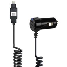 StrikeDrive™ Smart 12W Car Charger