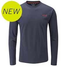 Men's Belay Long Sleeve Tee