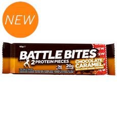 Battle Bites 20g (Chocolate Caramel)