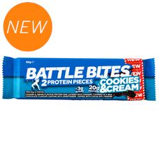 Battle Bites 20g (Cookies & Cream)