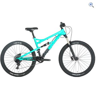 Calibre Bossnut Evo Ladies Mountain Bike - Size: L - Colour: Teal