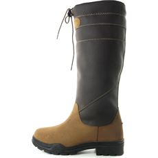Women's Derbyshire Fur Lined Boots