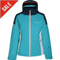 5dd8142bad Dare2b Women s Contrive Ski Jacket