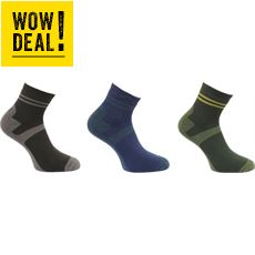 Men's 3 Pair Lifestyle Sock