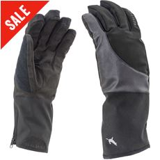 Men's Thermal Reflective Cycle Glove