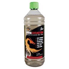 Green & Clean Gel Fuel (1 Litre)