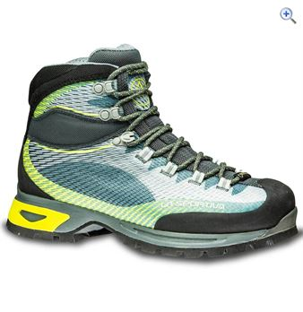 La Sportiva Women's Trango Trk GTX Mountain Boot – Size: 41 – Colour: Green