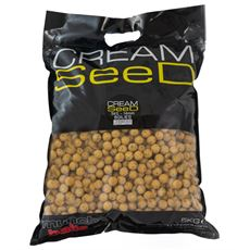 Cream Seed 14mm Boilies 1k shelf life