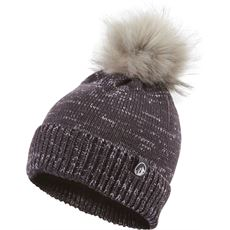 Women's Speckled Bobble Hat