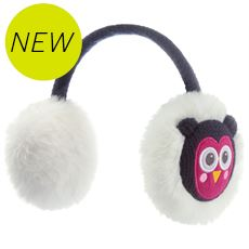 Kids' Owl Ear Muff