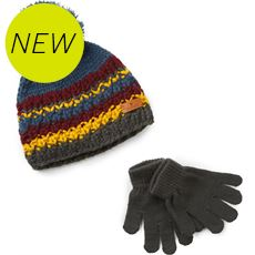 Kids Hat and Glove Set