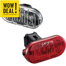 HL135 Front & TL135 Rear Light Set