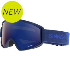 Men's Bellevue Blue Mirror Goggles