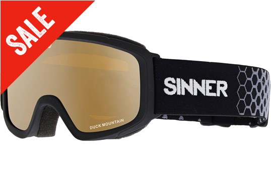 56db1dc3554 Sinner Duck Mountain Kids  Ski Goggles